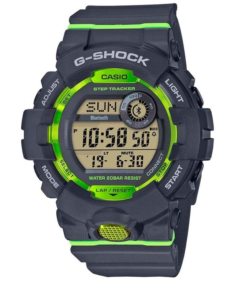 CASIO G-Shock GBD-800-8ER - Klokke - Grå