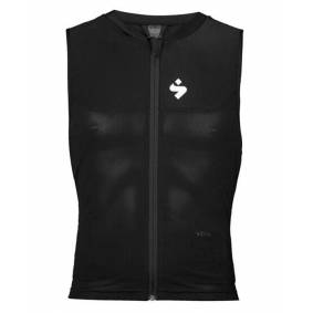 Sweet Protection Vest M - Ryggbeskyttelse - True Black - S