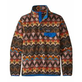 Patagonia W's LW Synch Snap-T - Genser - Rosa - S