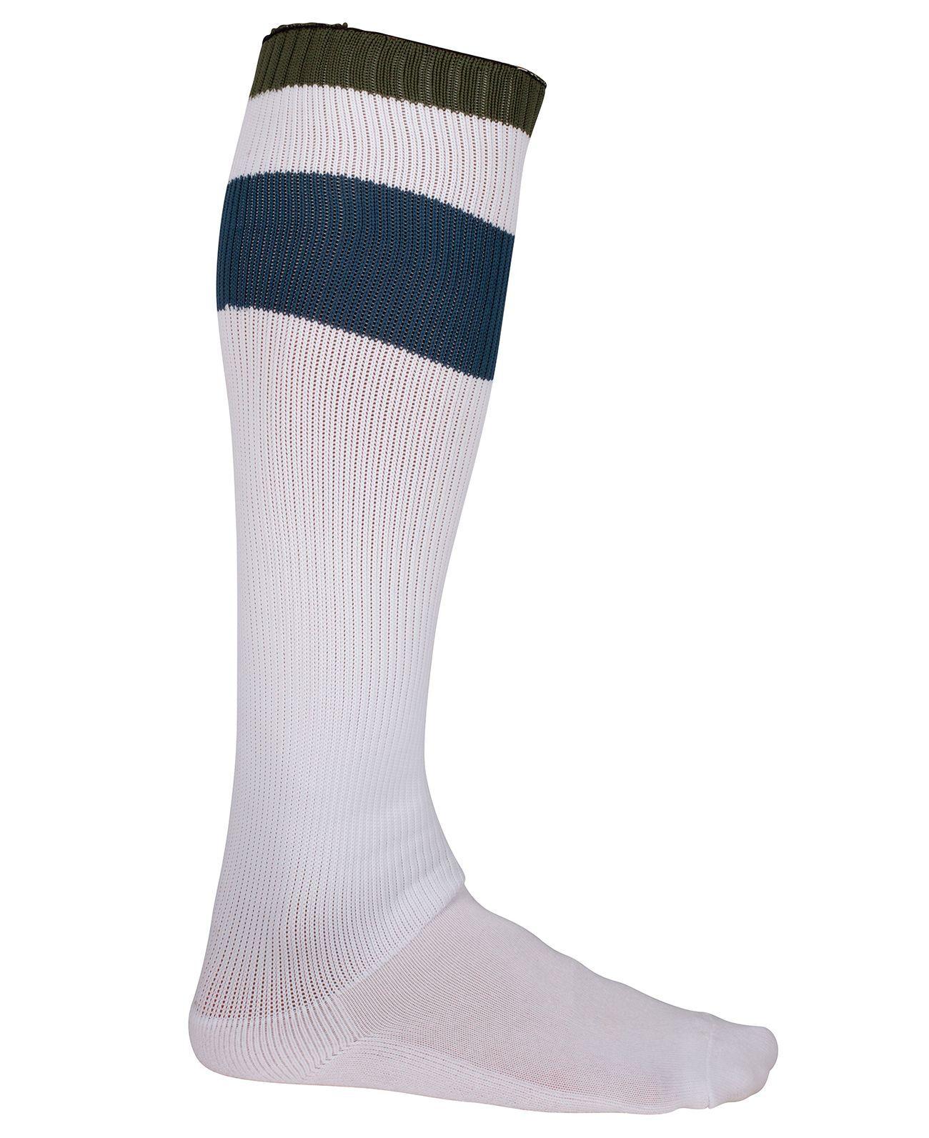 Amundsen Roamer - Sokker - Hvit/Marineblå - S