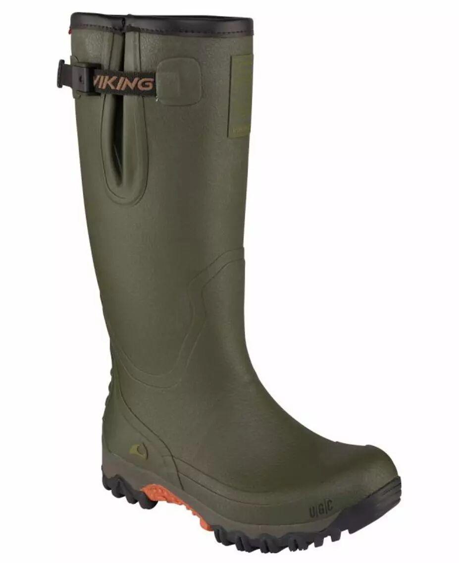Viking Footwear Trophy 4.0 -  - Gummistøvel - Grønn - 45