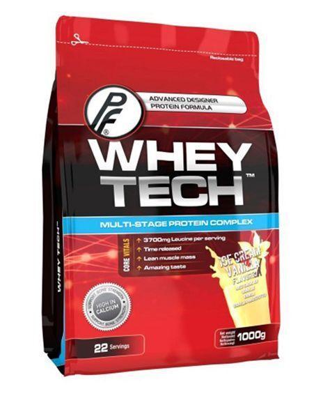Proteinfabrikken Whey Tech Vanilla 1kg