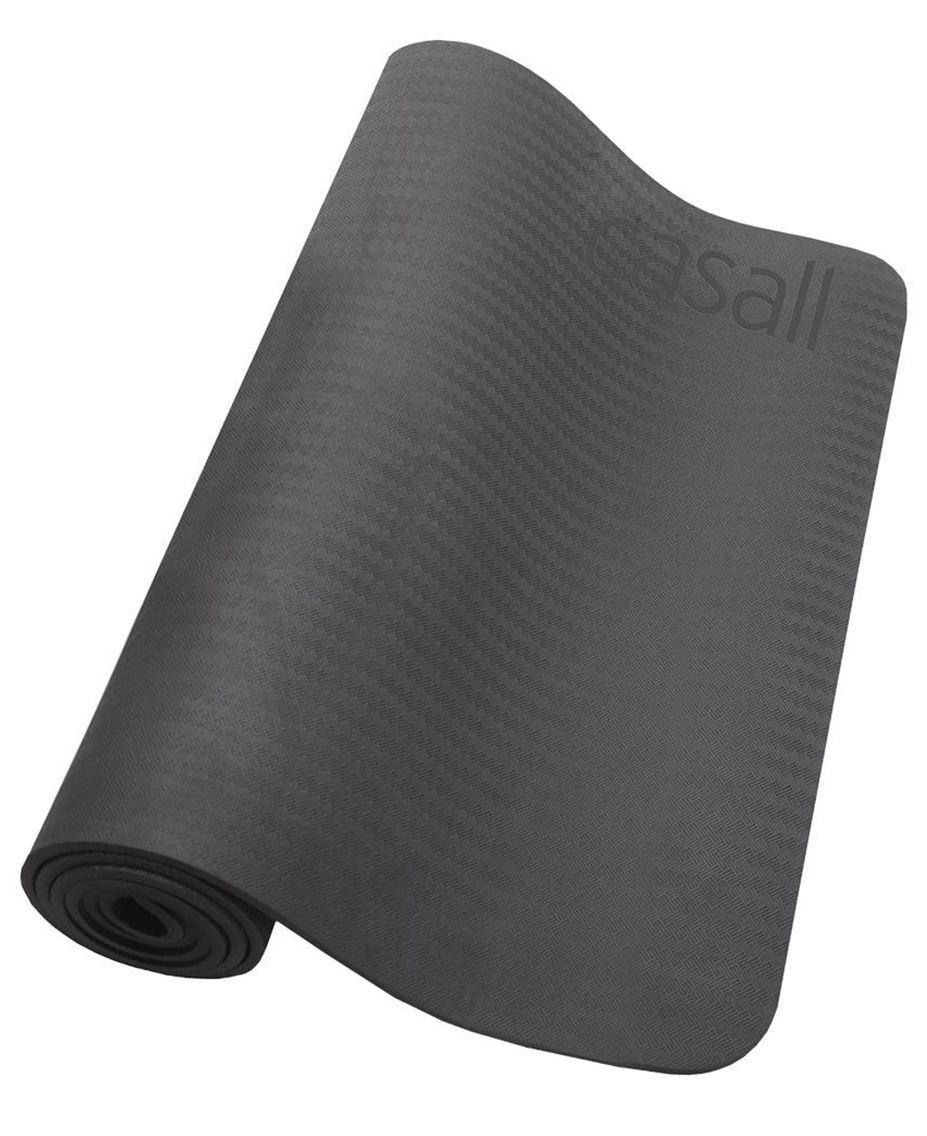 Casall Exercise mat Comfort 7mm - Matte - Svart