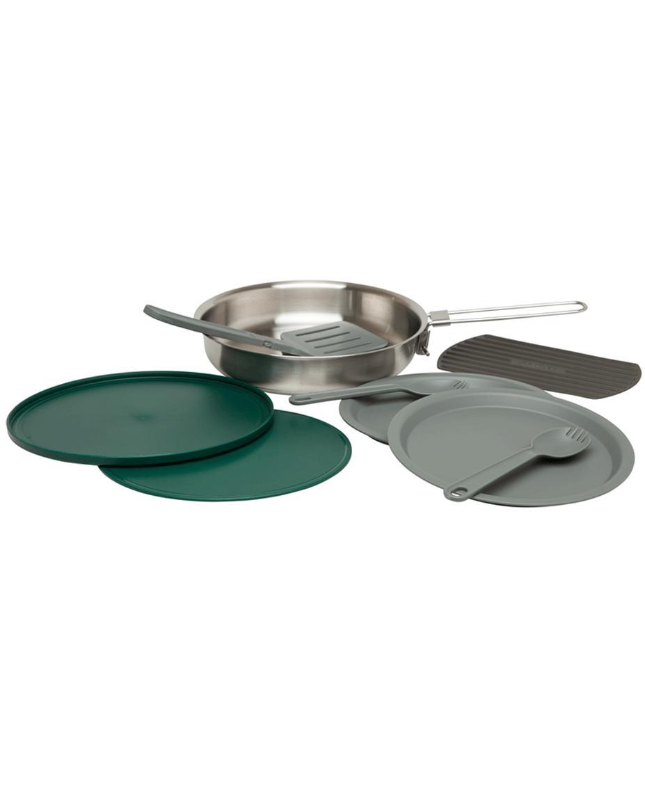 STANLEY Stekepanne Adv. prep + Fry Set - Kjøkkensett - Stainless Steel