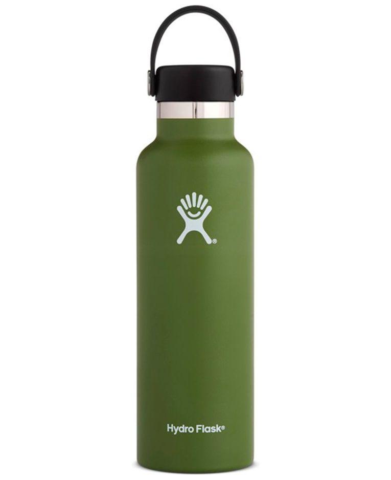 Hydro Flask 620ml Standard Mouth - Flaske - Olivengrønn