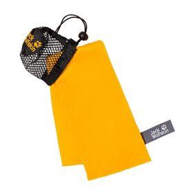 Jack Wolfskin Wolftowel Light L -  - Håndkle - Burly Yellow -