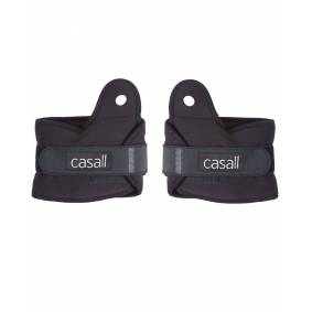 Casall Wrist weights 2x2kg - Vekter - Svart