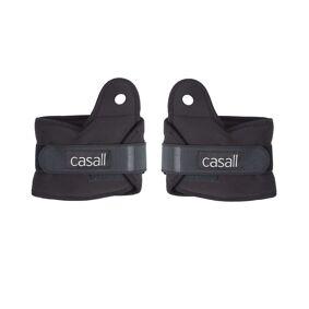Casall Wrist weights 2x1kg - Vekter - Svart