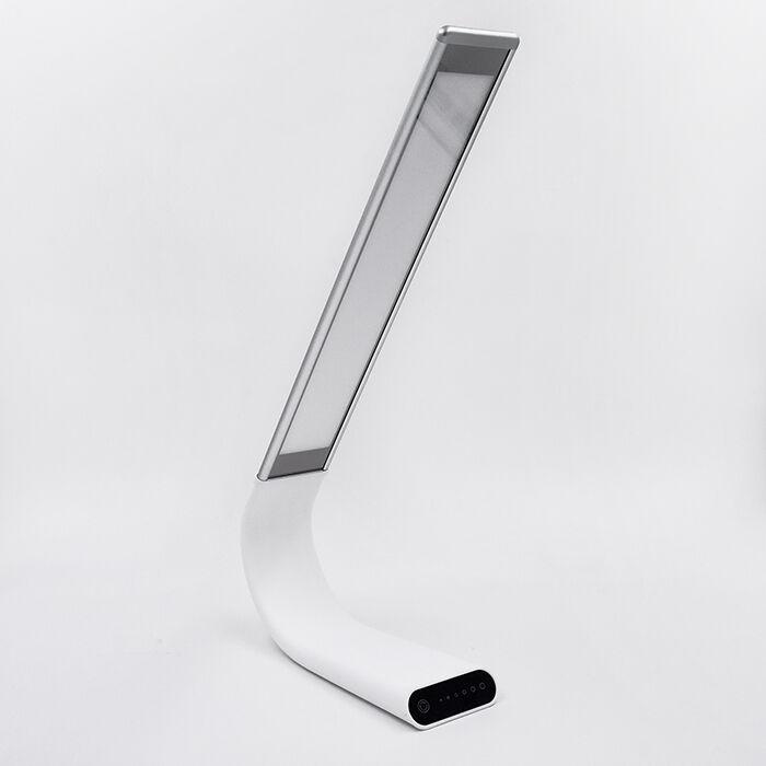 USB Eye Protection lampe. Forskjellige farger Lyseblå/Hvid
