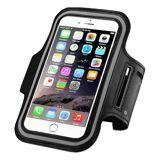 Apple Easy Fit Armbånd for iPhone og Samsung i sort iPhone 6 plus/iPhone 7 plus/iPhone 8 plus/iPhone X