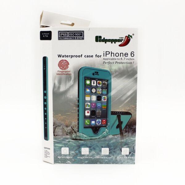 Apple Vanntett iPhone 6 Cover, Sort (som Lifeproof)