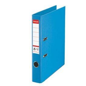 Esselte Brevordner NO1 A4, 50mm, lyse blå 10 stk