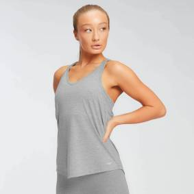 Myprotein MP Women's Essentials Training Escape Vest - Grey Marl - L