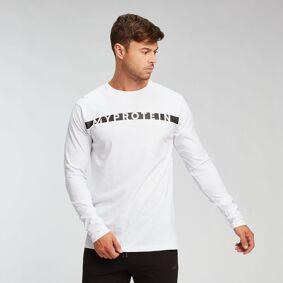 MP The Original Langermet T-Skjorte - Hvit - XS