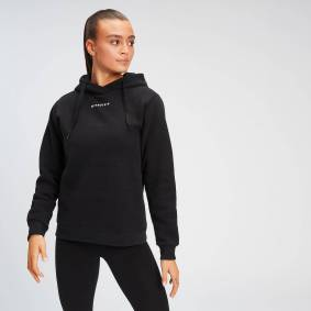 MP Women's Black Friday hettegenser – svart - XXS