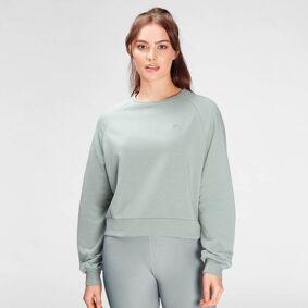 MP Women's Composure Sweatshirt- Washed Green - XL