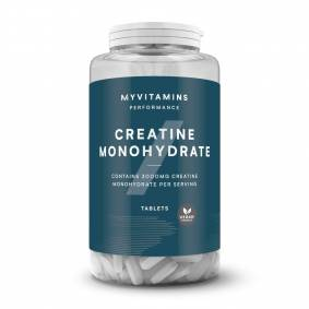 Myprotein Kreatin Monohydrat - 250tabletter - Naturell