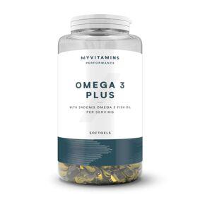 Myvitamins Omega 3 Pluss - 90kapsler