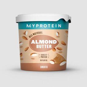 Myprotein Mandelsmør Naturlig - 1kg - Original - Smooth