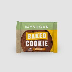 Myprotein Vegansk Protein Cookie (Prøve) - Saltet Karamell