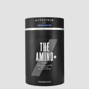 Myprotein THE Amino+ - 20servings - Blue Raspberry Lime