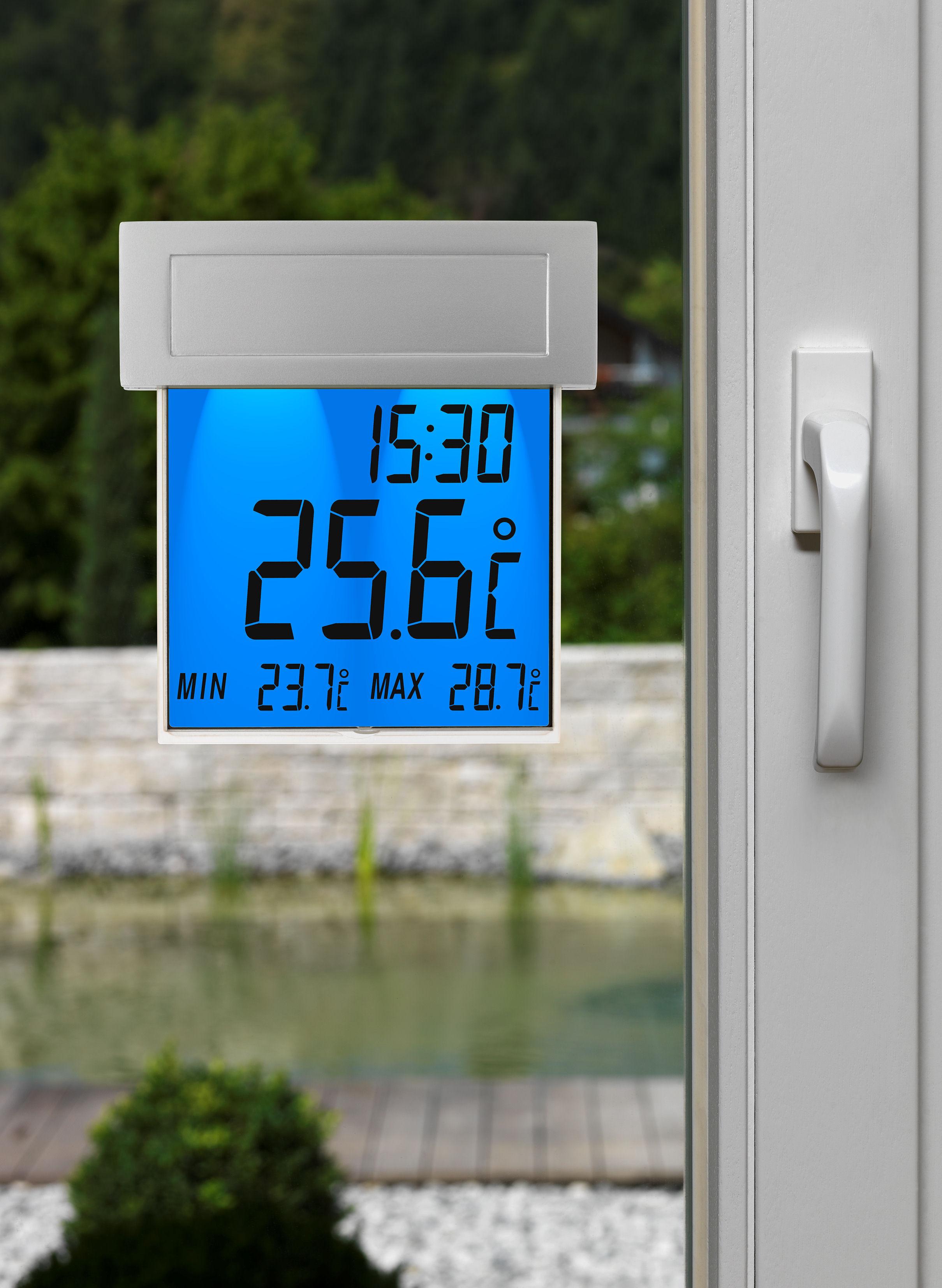 Beurer Termometer - Utendørs med solceller