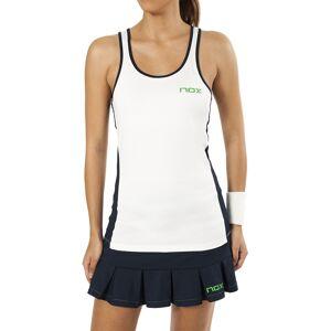 18a320e8 Dame sportsklær Nox Tank Pro Blanco Logo Padel Women S