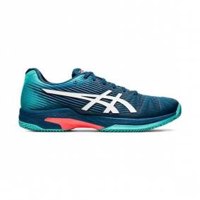 Asics Solution Speed FF Clay/Padel Mako Blue/White 46
