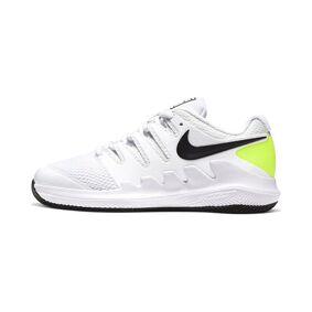 Nike Vapor X Junior White/Volt 36
