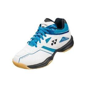 Yonex SHB 36 Junior White/Blue 35