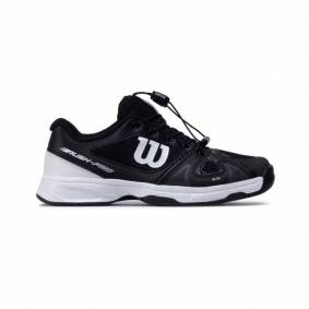 Wilson Rush Pro Junior Black Tennis/Padel 35