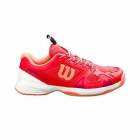 Wilson Rush Pro Junior Papaya Tennis/Padel 37 2/3
