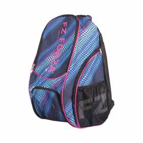 FZ Forza Lennon Print Backpack Scuba Blue