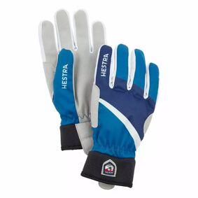 Hestra Tracker Junior - 259 Brilliant Blue Print, 4