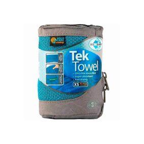 Sea To Summit Tek Towel Xs 30x60cm Blue - Pacific Blue