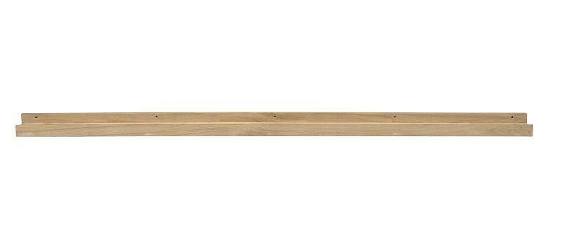 vtwonen Photoframe Galleri Hylle 170 cm - Eik   Unoliving