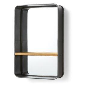 LaForma - Cellini Metall Speil med hylle