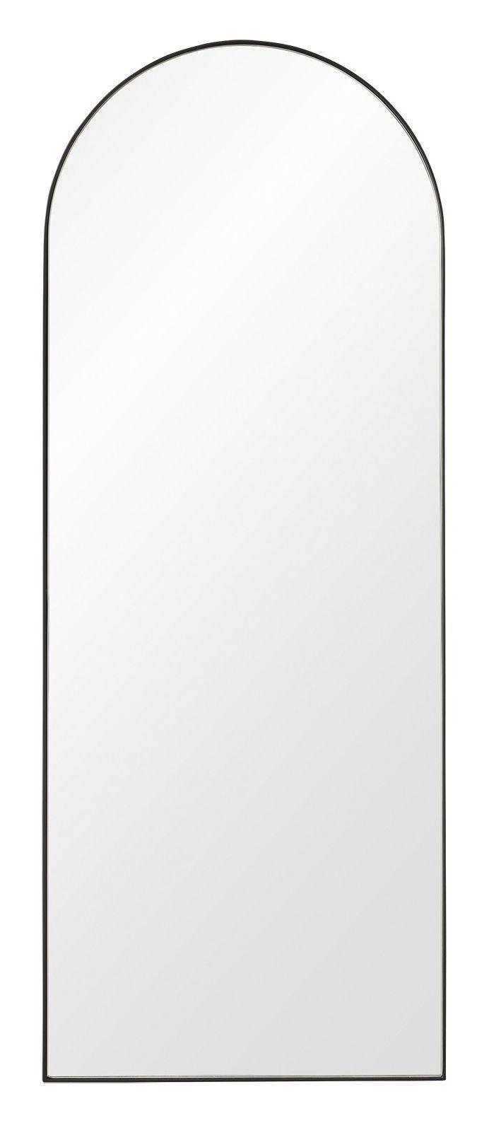 AYTM ARCUS Speil - Svart Ramme, 90x35   Unoliving