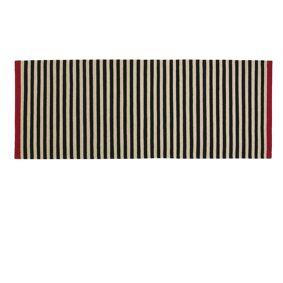 Fabula Living - Rosemary Løper - Svart - 90x250