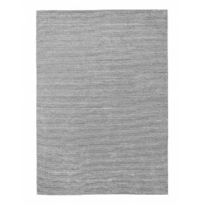Fabula Living - Angelica Koksgrå/Offwhite Luvteppe 200x300    Unoliving