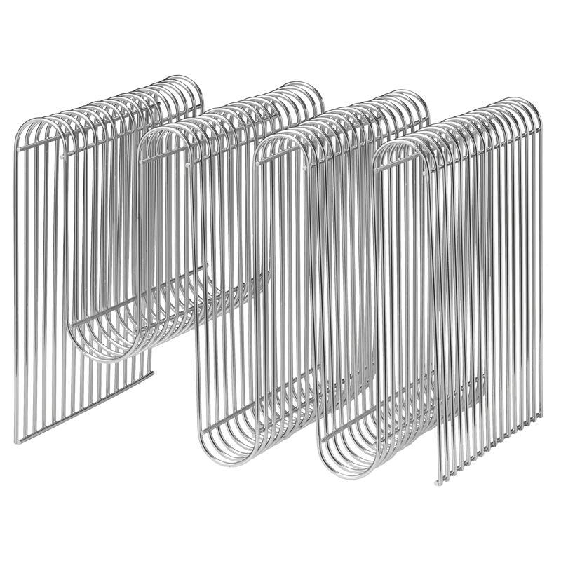 AYTM - CURVA Magasinholder Sølv
