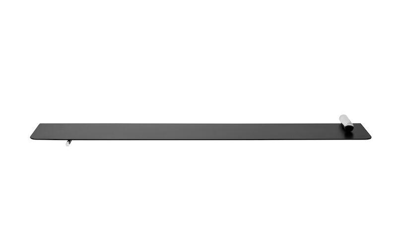 ferm LIVING - Flying Shelf - Cylinder - Krom