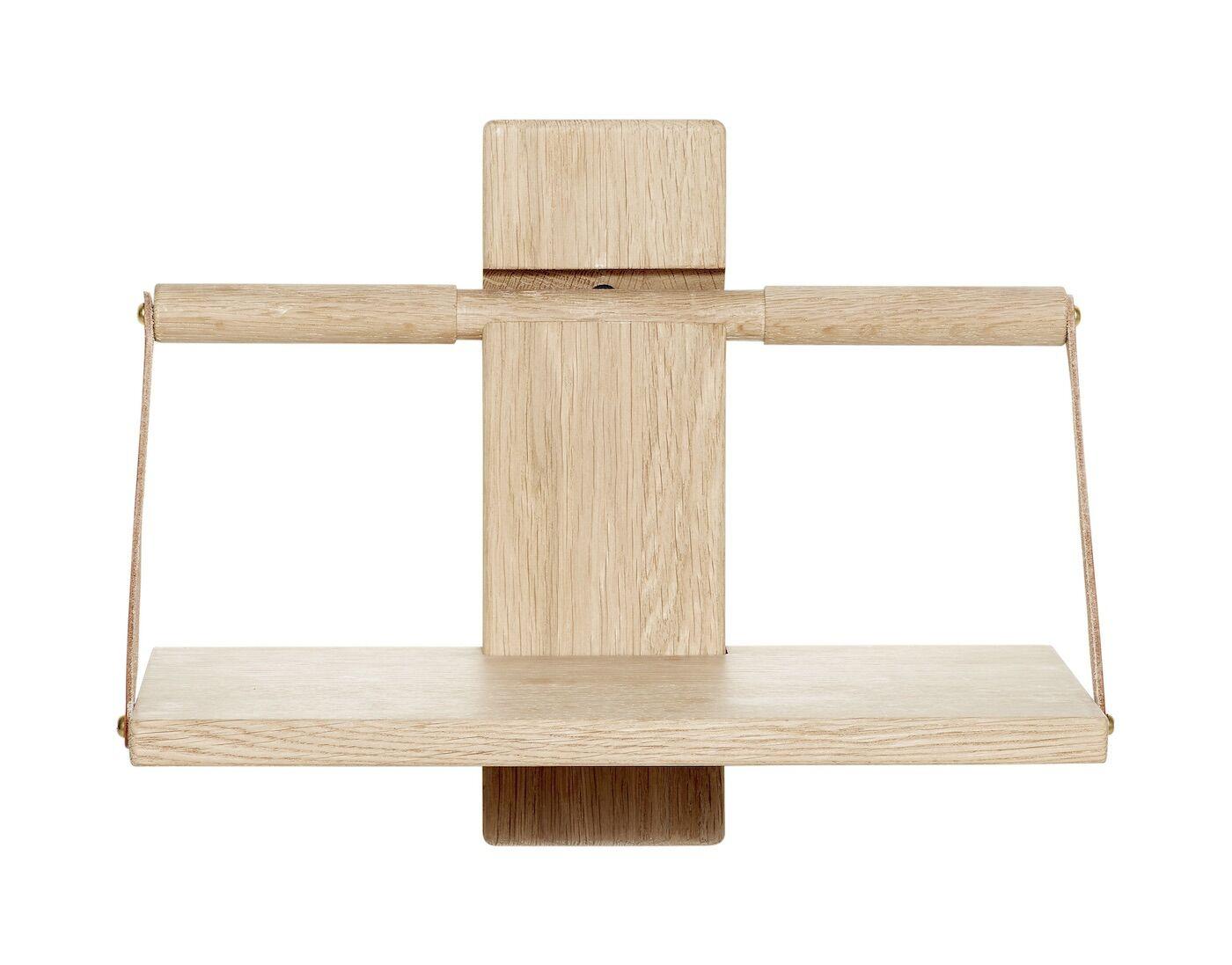 Andersen - Shelf wood wall - Small, Eg