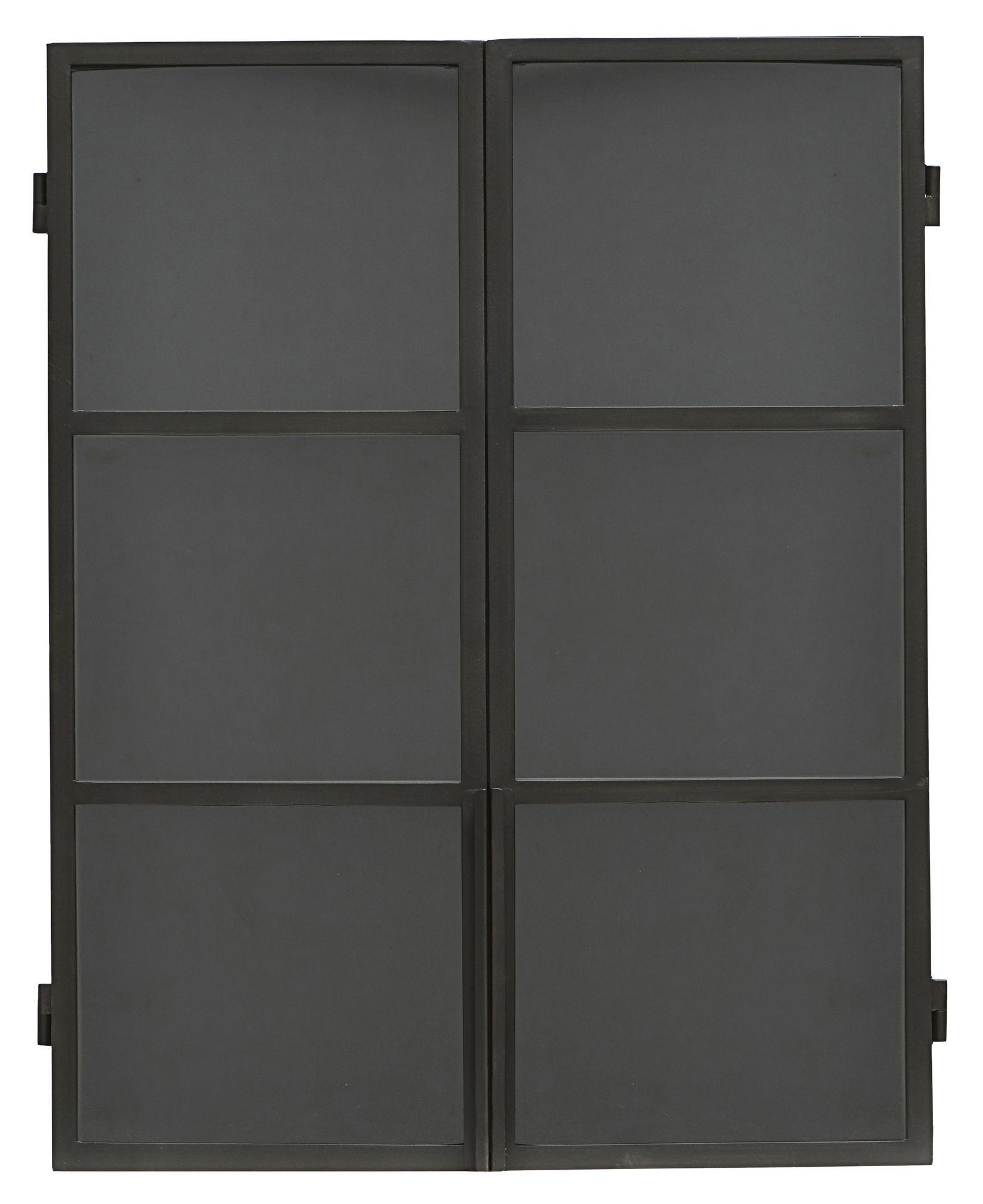 House Doctor Collect Veggvitrine - Jern/Glass