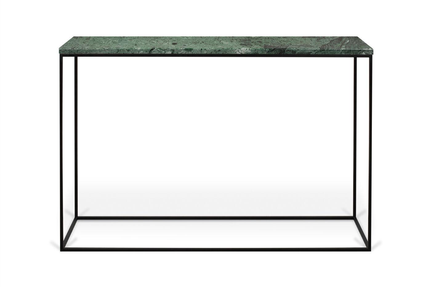 Temahome - Gleam Konsollbord - Grønn marmor