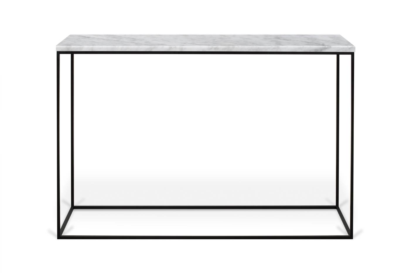 Temahome - Gleam Konsollbord - Hvit marmor