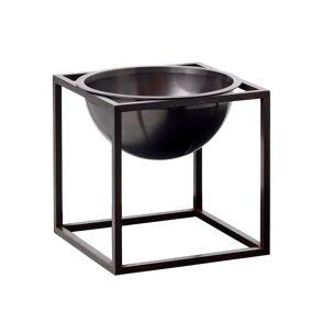 by Lassen - Kubus Bowl 14x14 - brent kopper