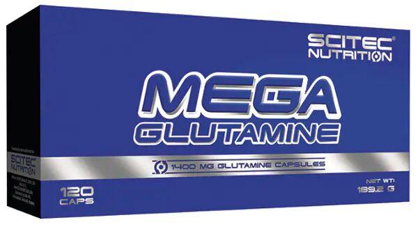 Scitec Nutrition Mega Glutamine - 120 Kapsler