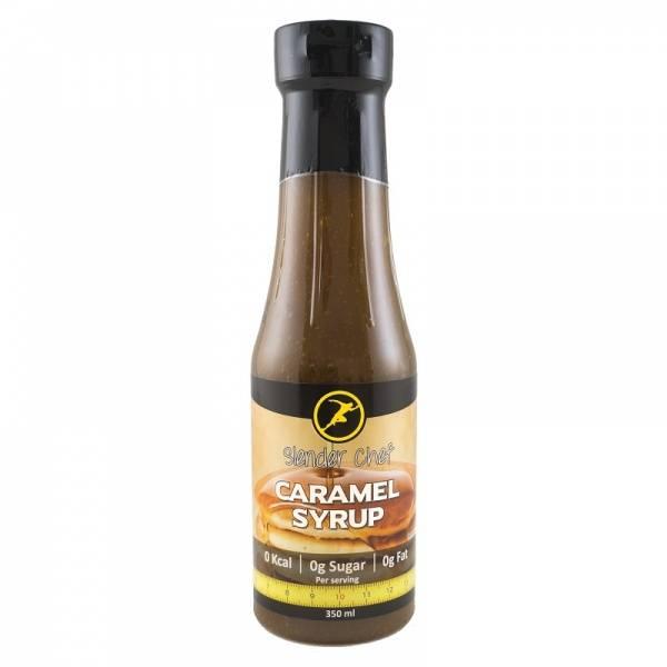 Slender Chef Caramel Syrup