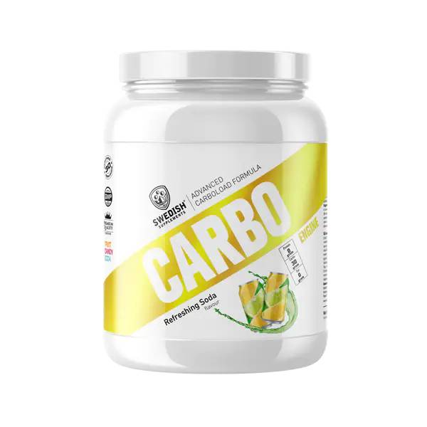 Swedish Supplements Carbo Engine 1kg